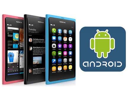 """""""نوكيا"""" تنفي إنتاج هواتف ذكية بنظام أندرويد"""