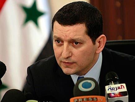أنباء عن انشقاق مقدسي المتحدث باسم خارجية سوريا