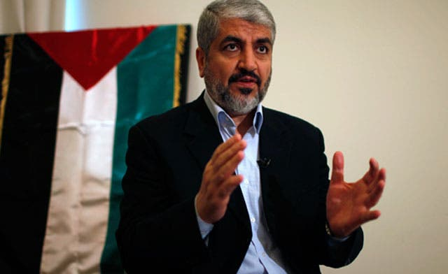 Hamas Chief Khaled Meshaal hopes to be 'martyr in Gaza'