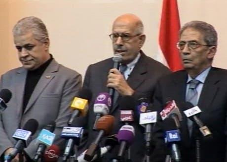 جبهة الإنقاذ الوطني ترفض الحوار مع الرئيس المصري