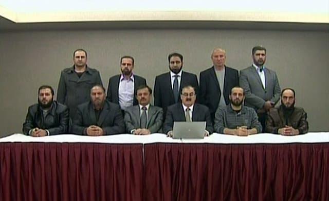 Syrian Free Army names Salim Idris new chief of staff