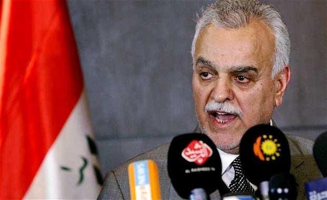Fugitive Iraq VP given fifth death sentence: TV