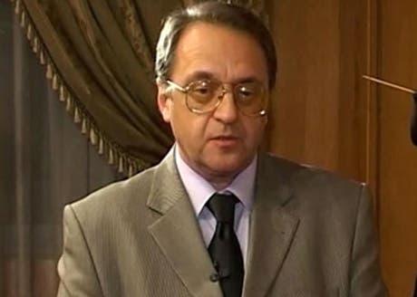 مسؤول روسي: النظام السوري يفقد السيطرة أكثر فأكثر