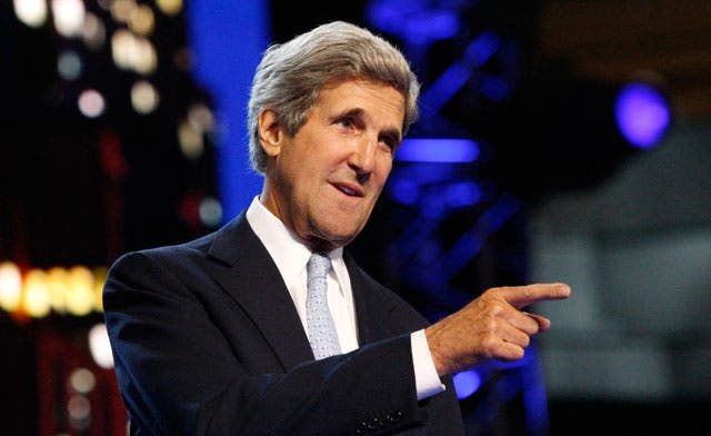 Obama chooses John Kerry for secretary of state to succeed Clinton
