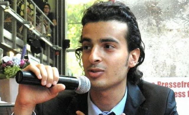 Egyptian activist Maikel Nabil travels to Israel 'for peace'