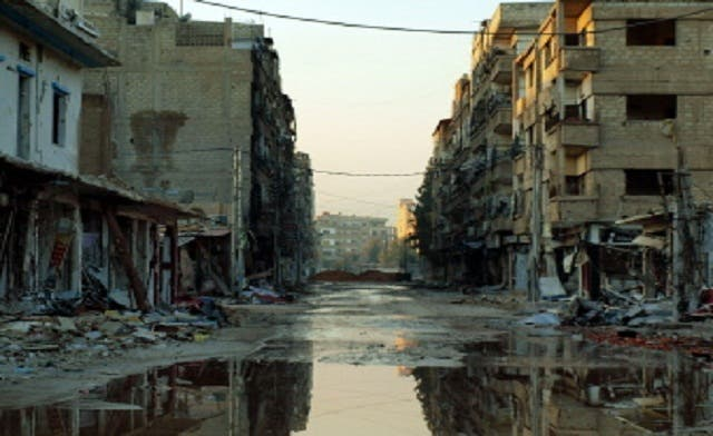 Syrian death toll climbs to nearly 400 as violence flares