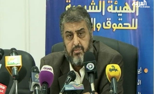 Brotherhood's Shater seeks 'total control' of media: Egypt's opposition group
