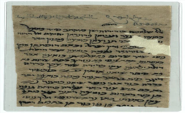 Jewish manuscripts found in Afghan Islamist stronghold
