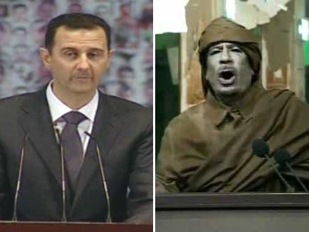 ديلي تلغراف: خطاب الأسد يشبه آخر ظهور للقذافي