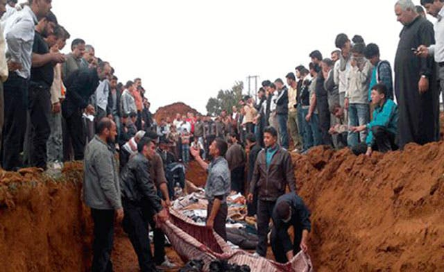 Syrian regime commits new massacre in Idlib: opposition group