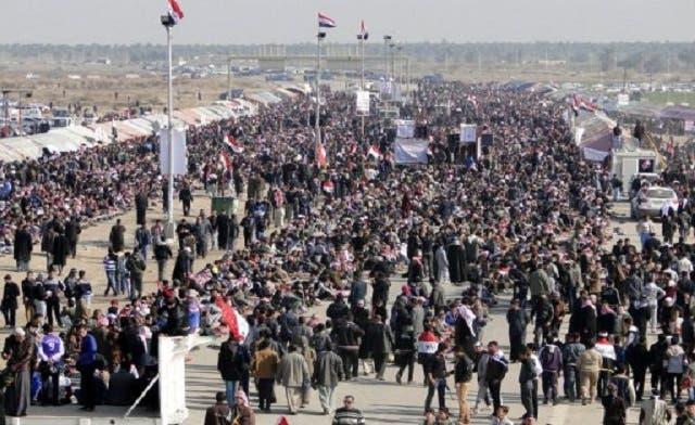 Iraq closes border with Jordan amid Anbar province unrest
