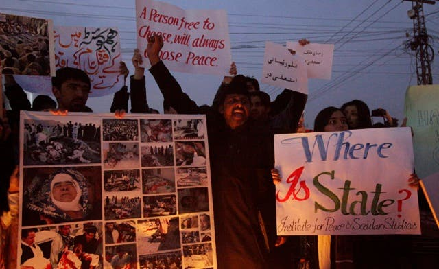Shiites suffer record sectarian violence in Pakistan