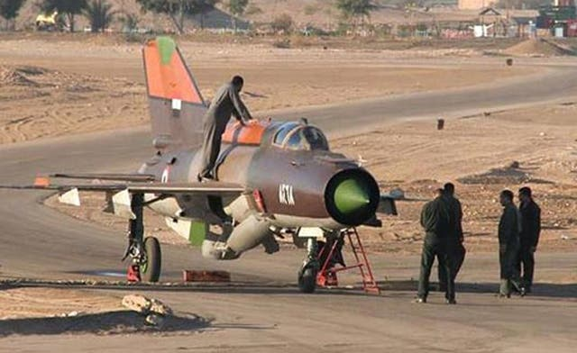 Defected Syrian pilot launches air strikes on regime army positions