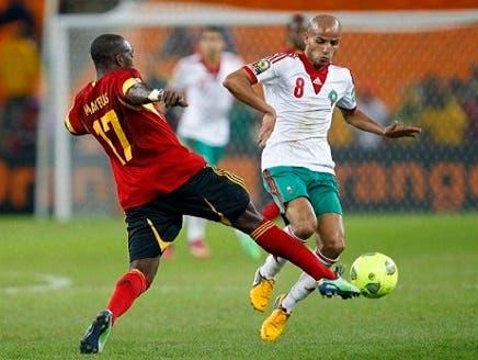 العربي ينقذ المغرب من شبح الهزيمة أمام الرأس الأخضر
