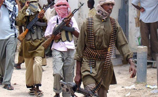 Twitter suspends account of Somali Islamist insurgents