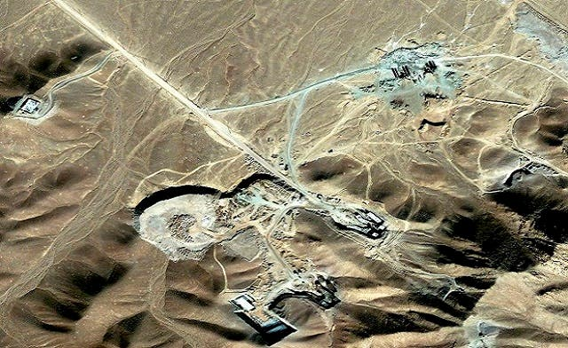 Conflicting reports surround explosion at Iran's Fordo nuclear plant