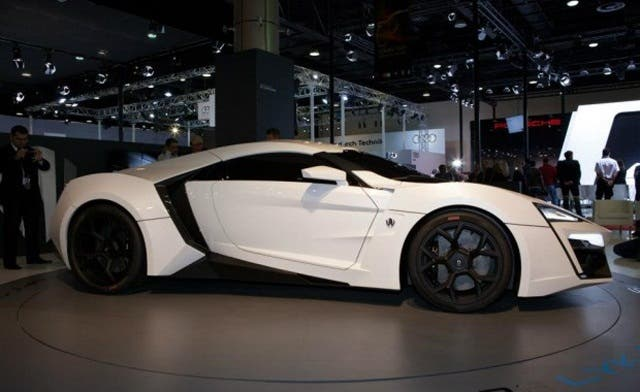 $3.5 million is what a Qatari sheikh has spent on his new car