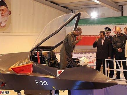 بعد القرد.. إيران تكشف عن طائرة مقاتلة والخبراء يشككون