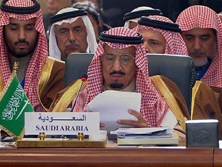 الأمير سلمان: جرائم النظام السوري لا يمكن الصمت عنها