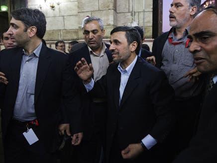 حزب النور يتحفظ على زيارة نجاد لمصر