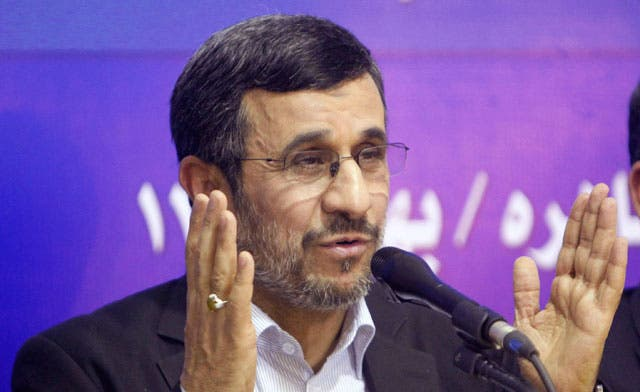 Ahmadinejad escapes second failed attack in Cairo