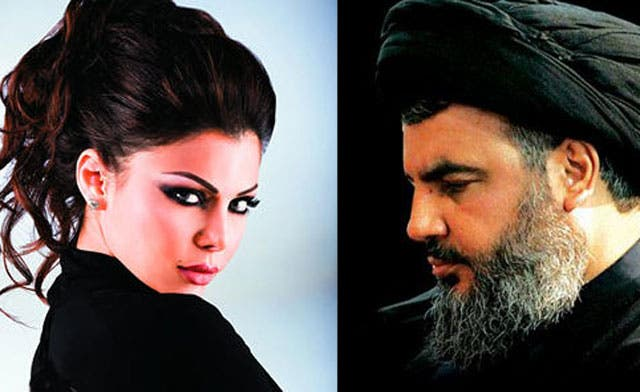 'I didn't marry Hezbollah's leader,' Lebanese sex-icon says