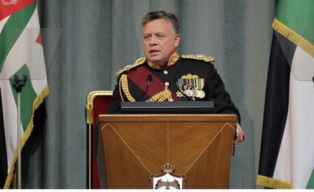 Jordan's King Abdullah seeks 'consensus' on prime minister