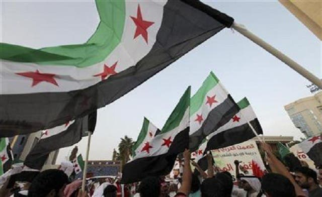Qatar hands the Syrian embassy in Doha to opposition