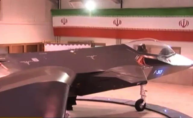 Iran accused of 'faking it' in Photoshopped fighter jet blunder