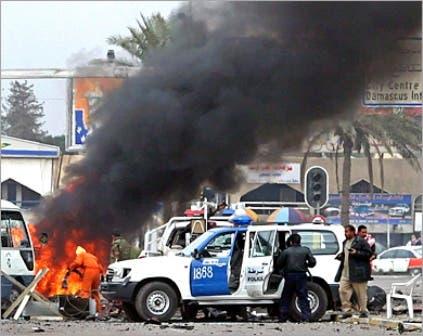 سلسه انفجارها در مناطق شیعه نشین بغداد 54 کشته بر جای گذاشت