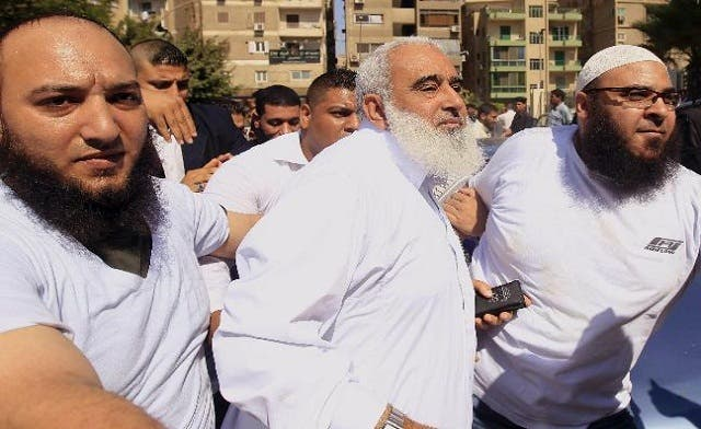 Detained: Egyptian sheikh who said it is 'halal' to rape female protesters