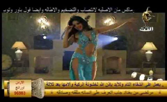 Sheikhs against shakes: Egypt belly dancing channel 'arouses viewers'