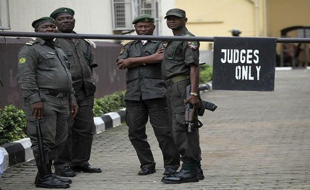 Nigeria says arrests Iran-linked 'terrorist' cell targeting U.S., Israel