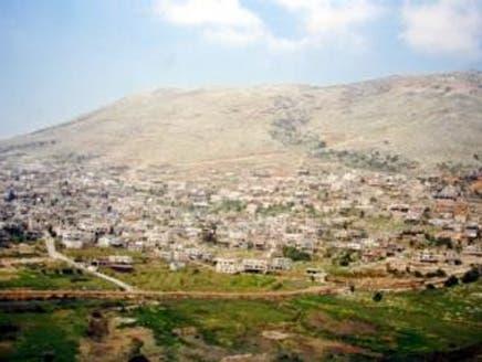 جيش الأسد ينسحب من حدود الجولان لتوريط المعارضة مع إسرائيل