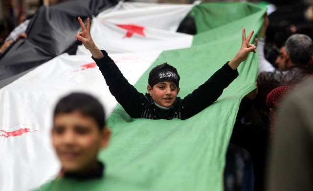 Syrian opposition agrees to form government in 'liberated' areas