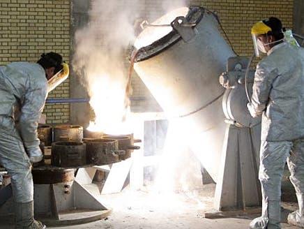 طهران استأنفت تخصيب اليورانيوم إلى وقود بنسبة 20%