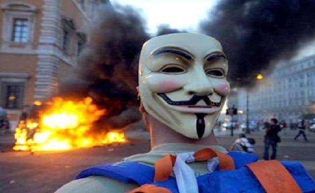 'V for Vendetta': Bahrain imposes ban on Guy Fawkes masks