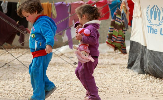 Women and children bear the brunt of the Syrian war