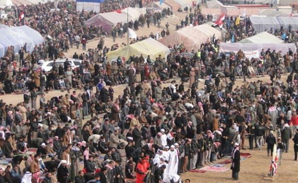 Iraq's Hezbollah forms new militia to frighten protesters: Sunni leader