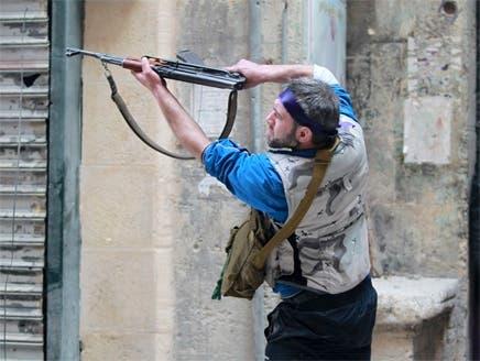 آمریکا با ارسال اسلحه به مخالفان بشار اسد موافقت کرد