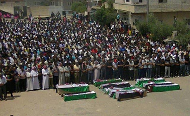 'Crackdown on coffins:' dead Syrians haunt their regime