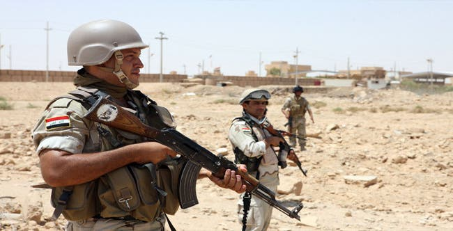 Iraqi forces attack FSA positions inside Syria
